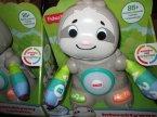 Fisher-Price Interaktywny leniwiec, zabawka edukacyjna, edukacyjne zabawki