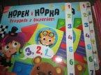 Hopek i Hopka, przygoda z liczeniem, zabawa w chowanego, Książka edukacyjna, Książki edukacyjne... Hopek i Hopka, przygoda z liczeniem, zabawa w chowanego, Książka edukacyjna, Książki edukacyjne