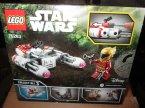 Lego StarWars, 75263 Mikromyśliwiec Y-Wing,  Star Wars, klocki