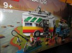 Lego Creator, 31108, 31109, klocki Lego Creator, 31108 Wakacyjny kemping z rodziną, 31109 Statek piracki, klocki