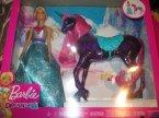 Barbie Dreamtopia, Lalka, Lalki, Z jednorożcem, jednorożec