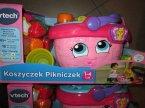 Koszyczek Pikniczek, Mobilna Karuzela,  Miś Przytulanka, i inne vTech Baby