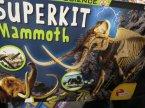 Mammoth Superkit, zabawka edukacyjna, kreatywna, wykopaliska, zabawki kreatywne