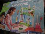 Naukowa Zabawka, Wielkie Laboratorium Chemiczne, Clementoni, zabawka edukacyjna, zabawki edukacyjne