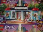 Lego Friends, 41449 Dom rodzinny Andrei, 41448 Kino w Heartlake City, klocki