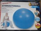 Gymnastikball, Piłka gimnastyczna, rechabilitacyjna, Piłki rechabilitacyjne, gimnastyczne, sport, sports ball max 250kg fi 85cm