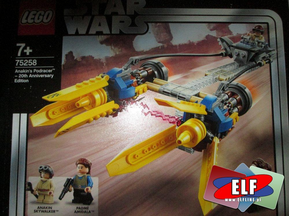 Lego Star Wars, 75258 i inne, StarWars klocki