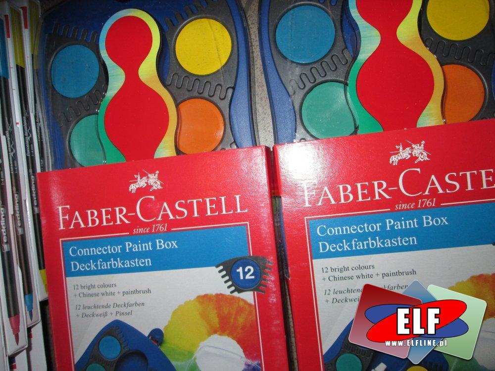 Faber-Castell, Paleta z farbkami puzzle