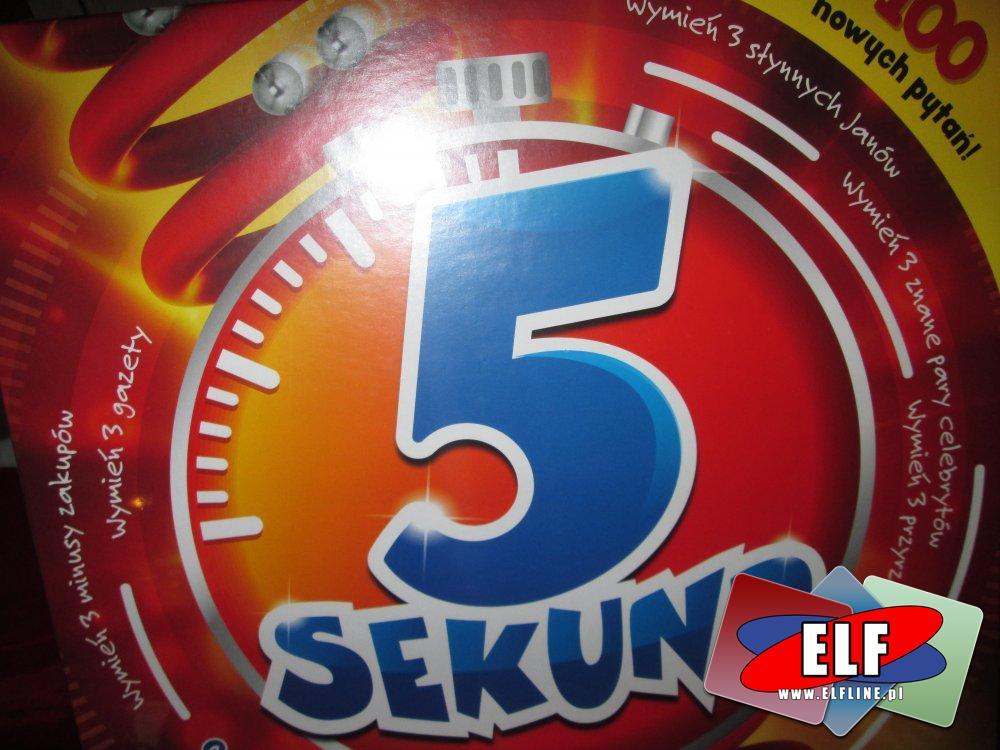 Gra 5 Sekund, gry, nowa edycja