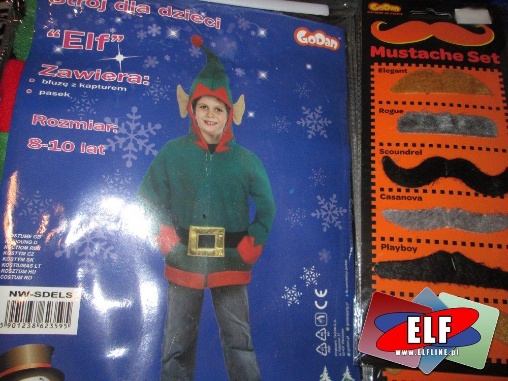 Strój elfa, stroje