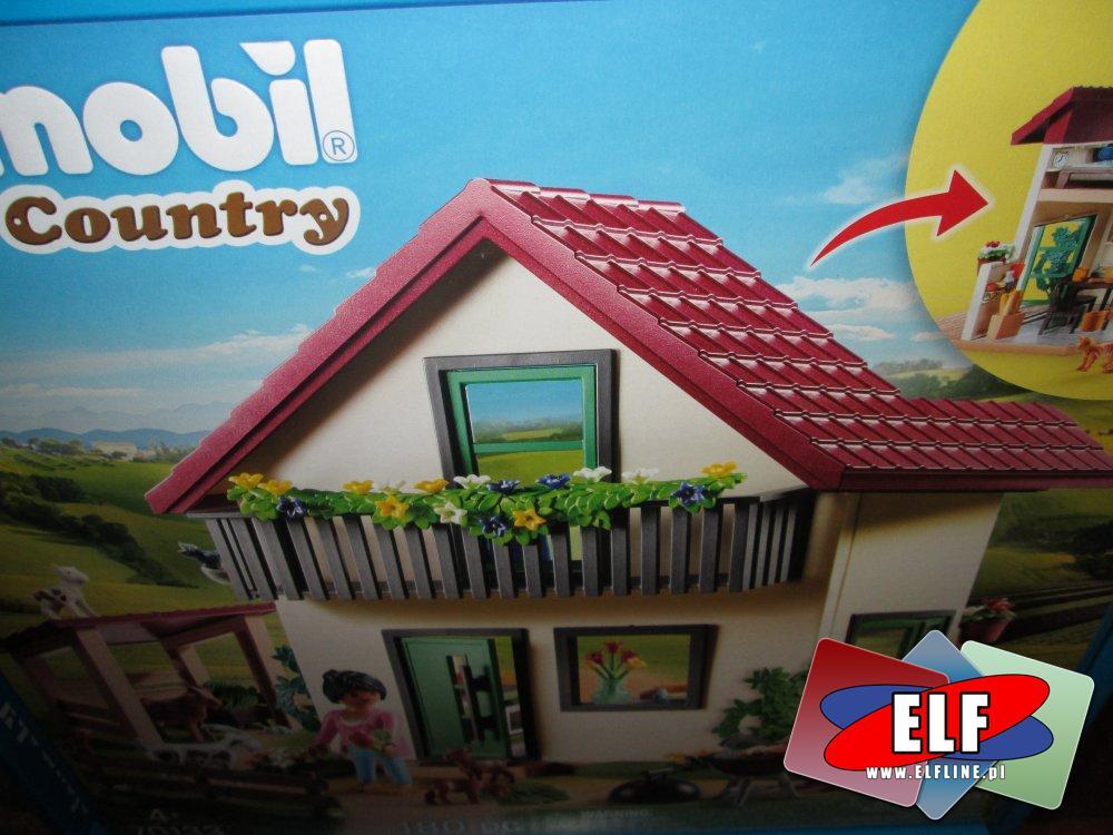 Playmobil Country, 70138, 70134, 70131, 70133, 70132, klocki