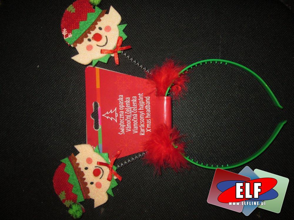 Ozdoba czapeczka, Ozdoby czapeczki świąteczne, Bożonarodzeniowe ozdoby