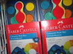 Faber-Castell, Paleta z farbkami puzzle