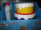Maszyna do baniek mydlanych, bańki mydlane