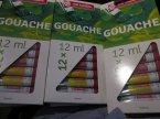 Gouache, Gwasze, farba wodna, Talens