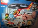 Lego City, 60248, Helikopter strażacki leci na ratunek, klocki