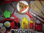 Pot & Pan, Zabawkowe naczynia, patelnie, garnki i inne, do zabawy w dom, sklep, restaurację itp.