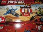 Lego Ninjago, 71703 Bitwa burzowego myśliwca, klocki