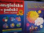 Książka Słowni, angielsko-polski, książki edukacyjne