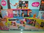 L.O.L. Suprice, Clubhouse, Maison, 2 exclusive Dolls, LOL, laleczki, domek
