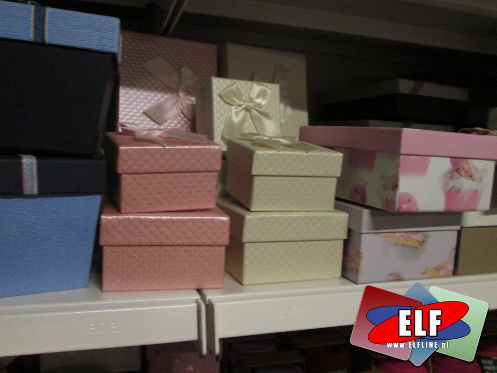 Pudełka na prezenty, Pudełka prezentowa, na każdą okazję