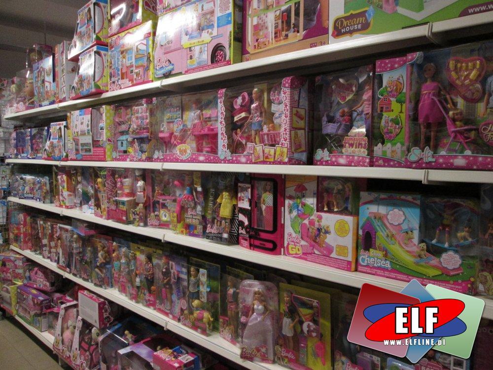 Barbie, Samby, Little Live Pets, lalki i inne zabawki
