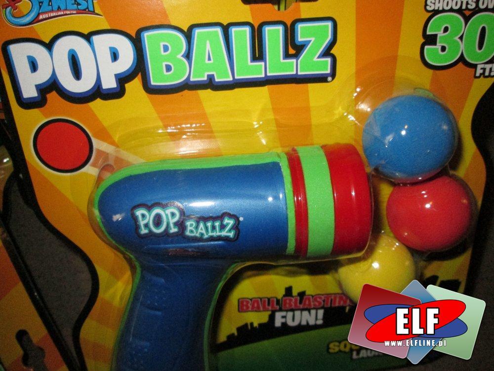 Pop Ballz, Pistolet na kulki