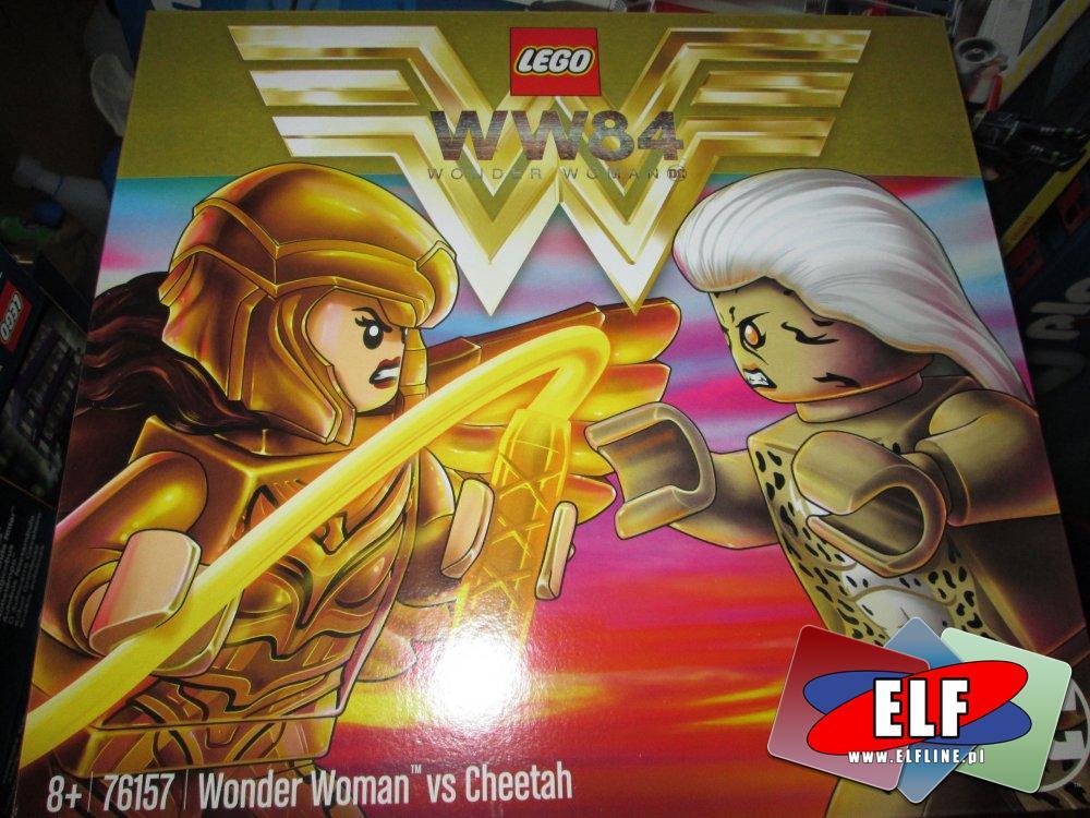 Lego, 76157, Wonder Woman vs Cheetah
