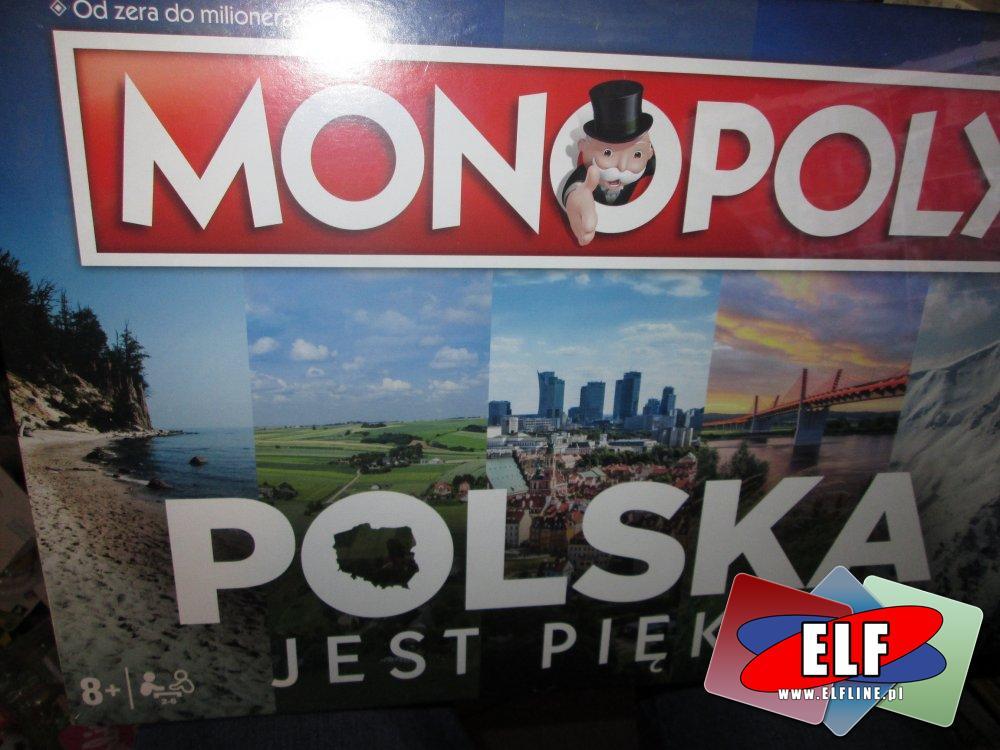 Gra Monopoly, Polska jest Piękna, Gry