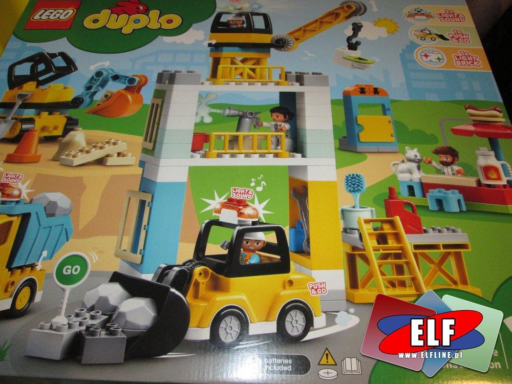 Lego Duplo, 10924, 10933, klocki