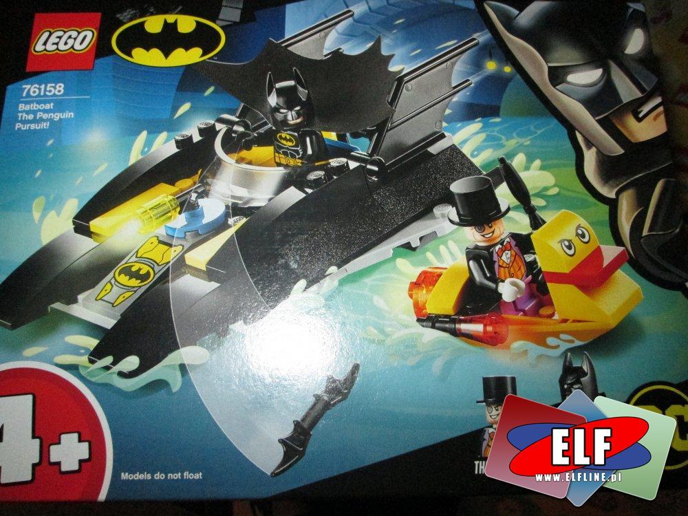 Lego Batman 4+, 76158, klocki
