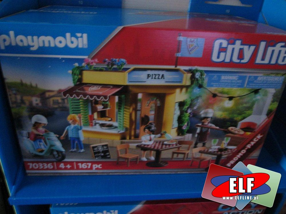 Playmobil, 70336, 70335, city action