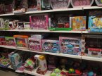 Zabawki, Kuchnie, Wader Samochody, Pony Movie, Zestawy do herbaty i inne zabawki