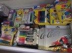 Kredki Staedtler i inne, Colorino, Sharpie, Farbki, Mazaki, Flamastry i wszelkie akcesoria piśmiennicze i szkolne
