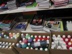 Zeszyty, Zeszyt, Farbki szkolne i inne akcesoria