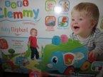 Soft Clemmy, Clementoni, Baby Elephant, Slonik zabawka edukacyjna, edukacyjne dla dzieci