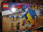 Lego Movie, 70831 Dom Emmeta, Rakieta ratunkowa, klocki Lego Movie, 70831 Dom Emmeta, Rakieta ratunkowa, klocki