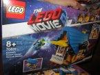 Lego Movie, 70831 Dom Emmeta, Rakieta ratunkowa, klocki