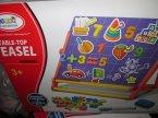 Nauka liczb i liczenia, zabawka edukacyjna, Table-Top Easel, Classroom