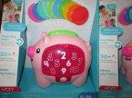 Fisher-Price Świnka ucząca liczyć, zabawka edukacyjna, zabawki edukacyjne