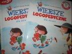 Bajki i wiersze logopedyczne, książeczki edukacyjne dla dzieci, książeczka edukacyjna, logopedyczna