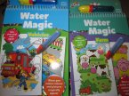 Water magic, magiczne wodne kolorowanki, malowanki, wodna kolorowanka, malowanka, Pojazdy, Farma