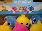 Baby Shark, maskotka, maskotki, śpiewająca, śpiewające pluszaki, pluszak