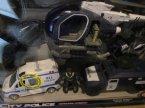 City Police, zestaw policyjny, zabawka, radiowóz, śmigłowiec i inne akcesoria, zabawki, policja