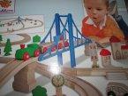 Pociąg, Pociągi, drewniane, zabawka drewniana, kolejka, lokomotywa, kolejki, lokomotywy, zabawki z drewna, drewniane, ciuchcia, ciuchcie