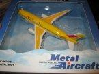 Metal Aircraft, Modele samolotów, zabawka, zabawki, samolot, samoloty