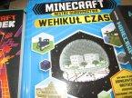 Minecraft, Książka, Książki, Smoki, Potwory, Wechikuł czasu, WYpadek, Wyprawa, Zaginione dzienniki i inne książki z serii Minecraft