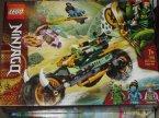 Lego Ninjago, 71745 Dżunglowy chopper Lloyda, klocki