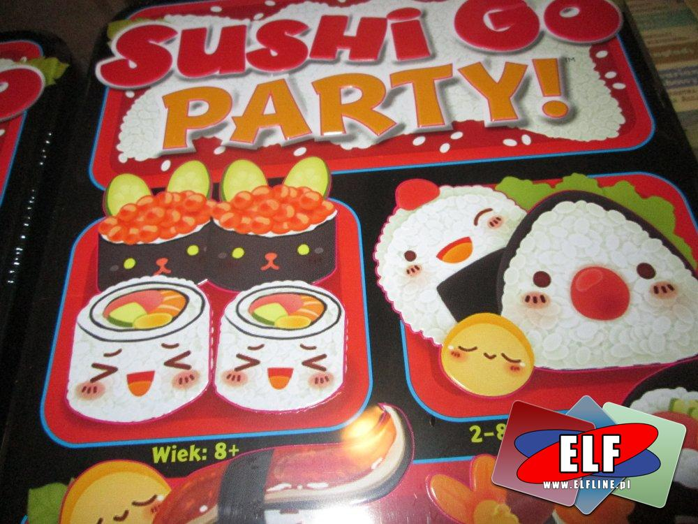 Gra Sushi Go Party! Gry