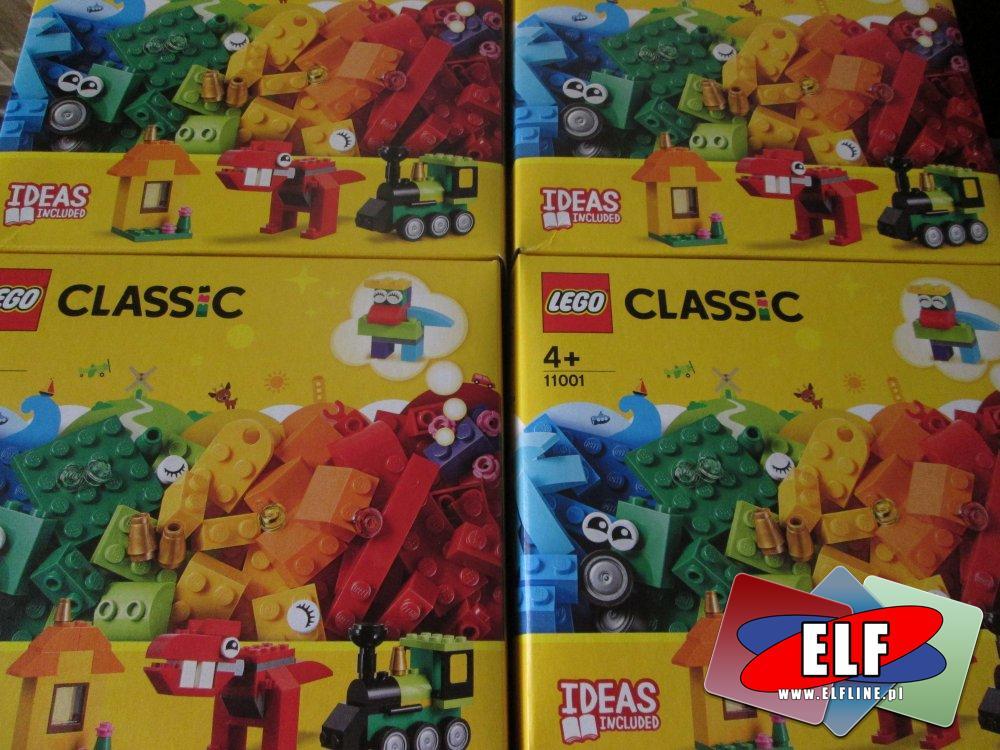 Lego Classic, 11001, Klocki